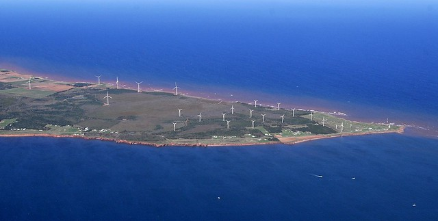 Wind Energy Institute and North Cape PEI