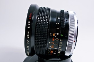 Canon FD 20mm f2.8 SSC | by Luiz Curcino