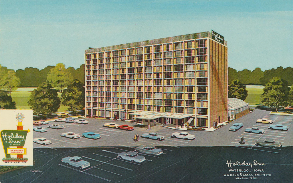 Holiday Inn - Waterloo, Iowa