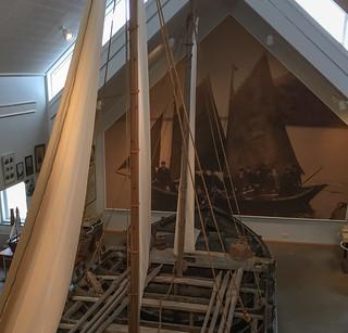 The icelandic fishing rowboat sk gar folk museum south for Davey s locker fish report