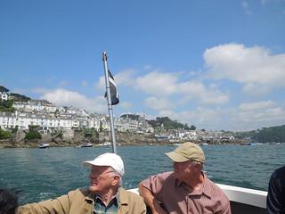 16 06 07 Day 30 (22) Fowey to Polruan Ferry