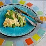 ©easy asparagus omelet