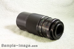 Vivitar 300mm f/5.6 Auto Telephoto