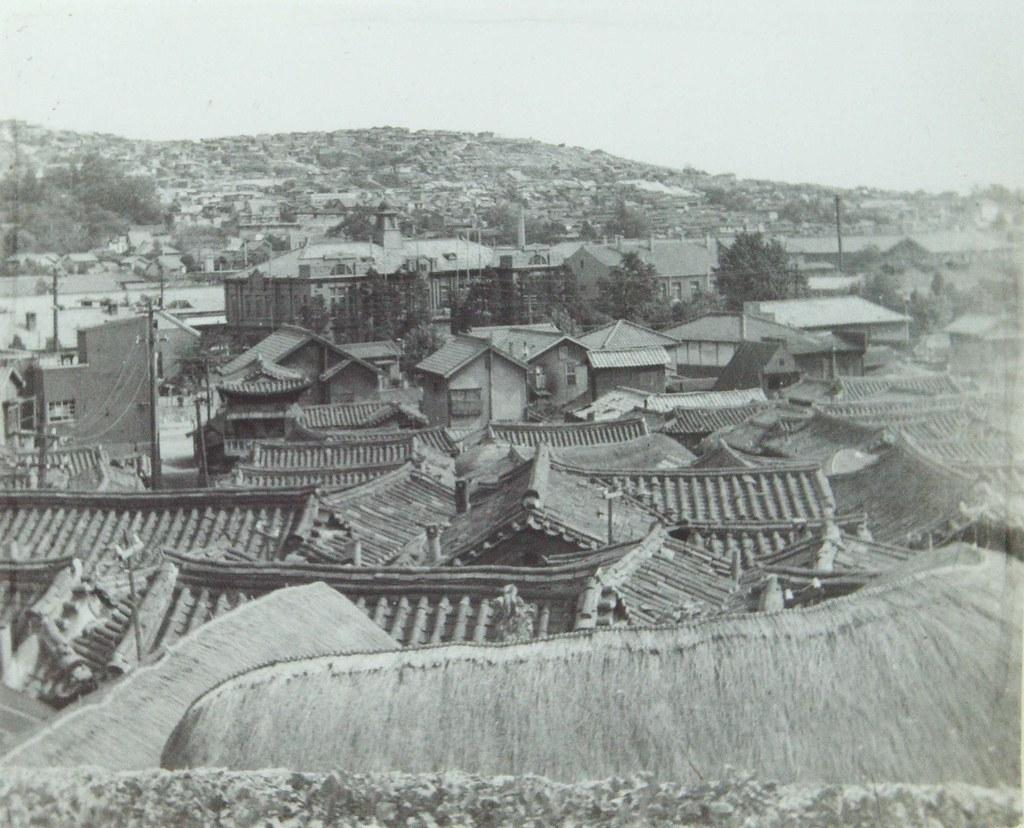 Seoul Korea 1952