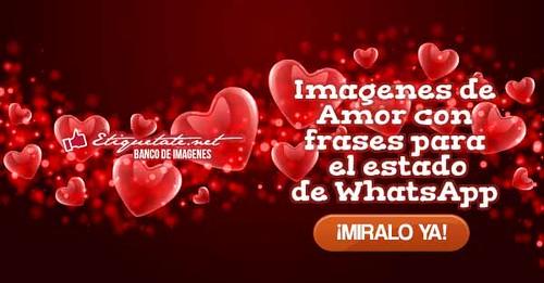 Imagenes Con Frases De Amor En 3d: Imagenes De Amor Con Frases Para El Estado De WhatsApp