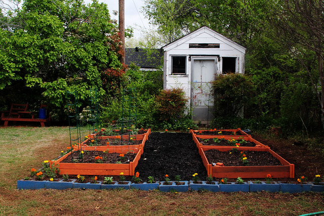 Raised Beds, Side