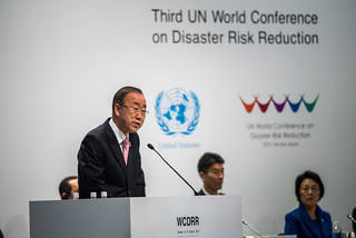 Day 1 - Third UN World Conference on Disaster Risk Reduction | by UNISDR Photo Gallery