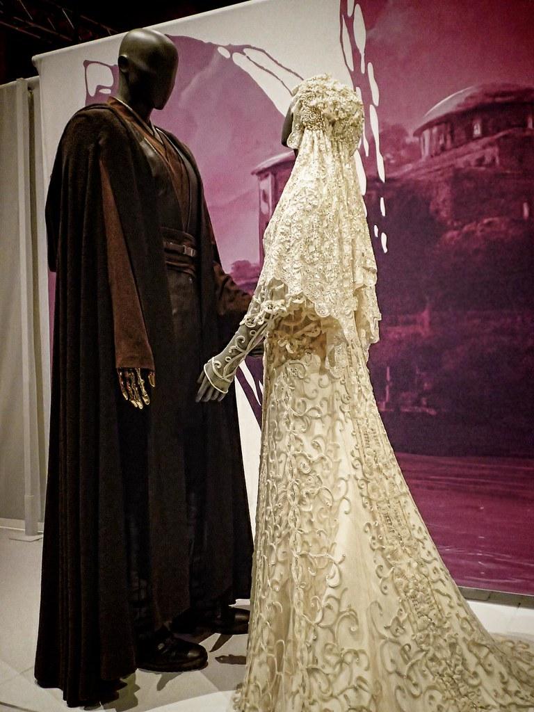 Wedding Ensemble of Anakin Skywalker and Padme Amidala at … | Flickr