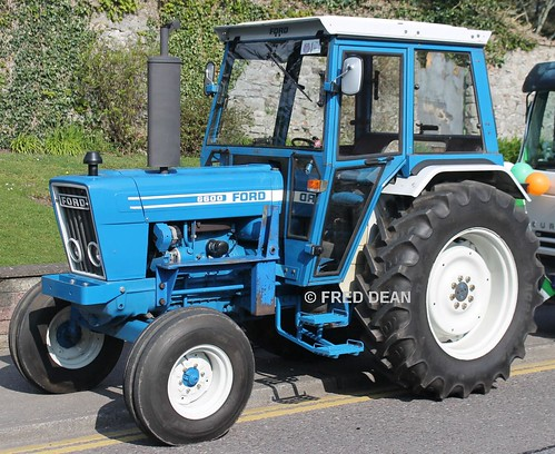 Ford 6600 Tractor : Ford tractor cip midleton st patrick s day