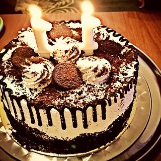 Happy Birthday Hussein Cake