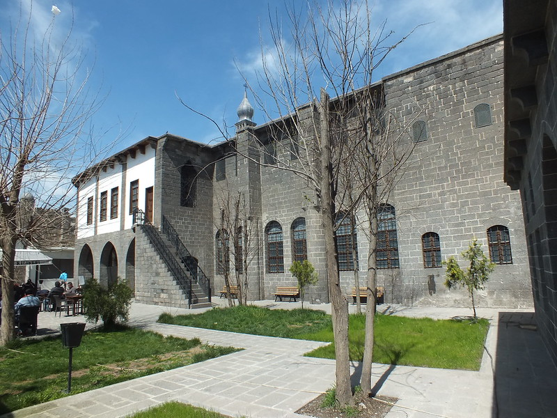 Armenian Church of St. Giragos in Diyarbakir, TURKEY