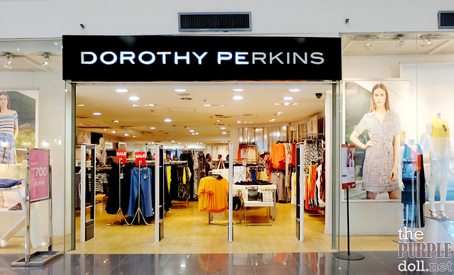 Robinsons Specialty Stores Dorothy Perkins