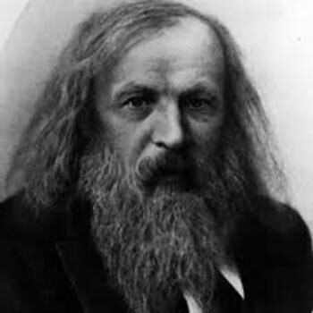 chemistoftheday Dmitri Mendeleev – creator of first perio… | Flickr