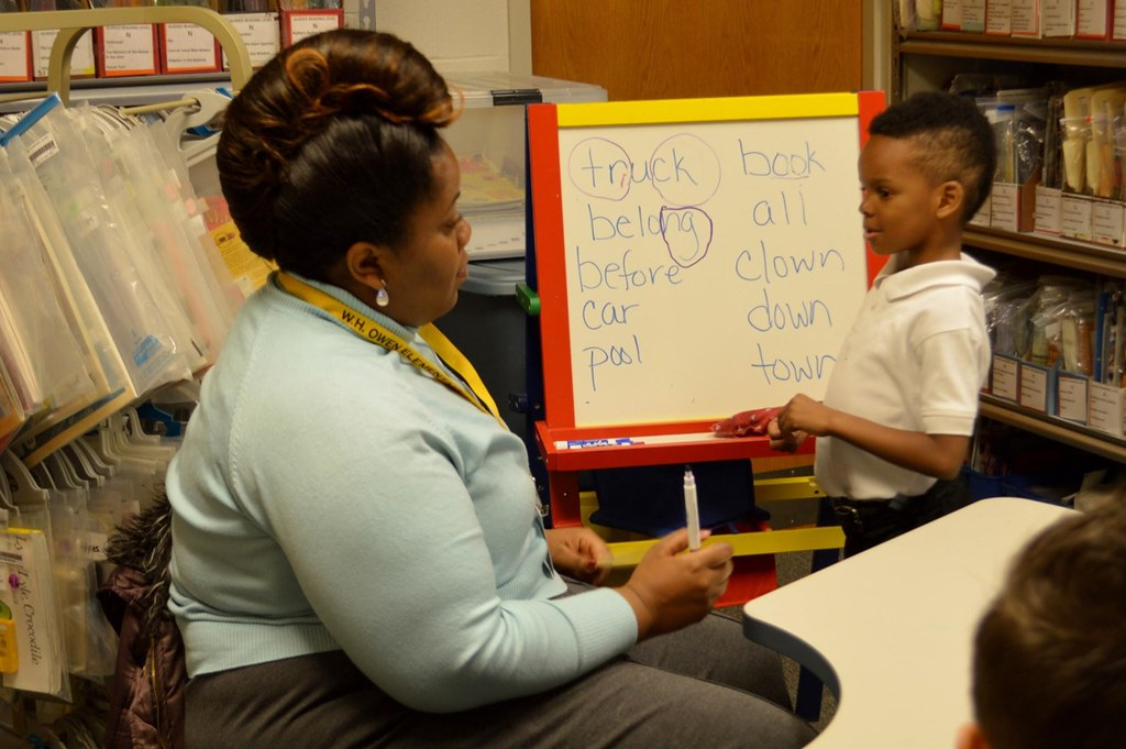 Small Group Instruction Wh Owen Elementary P21 Flickr