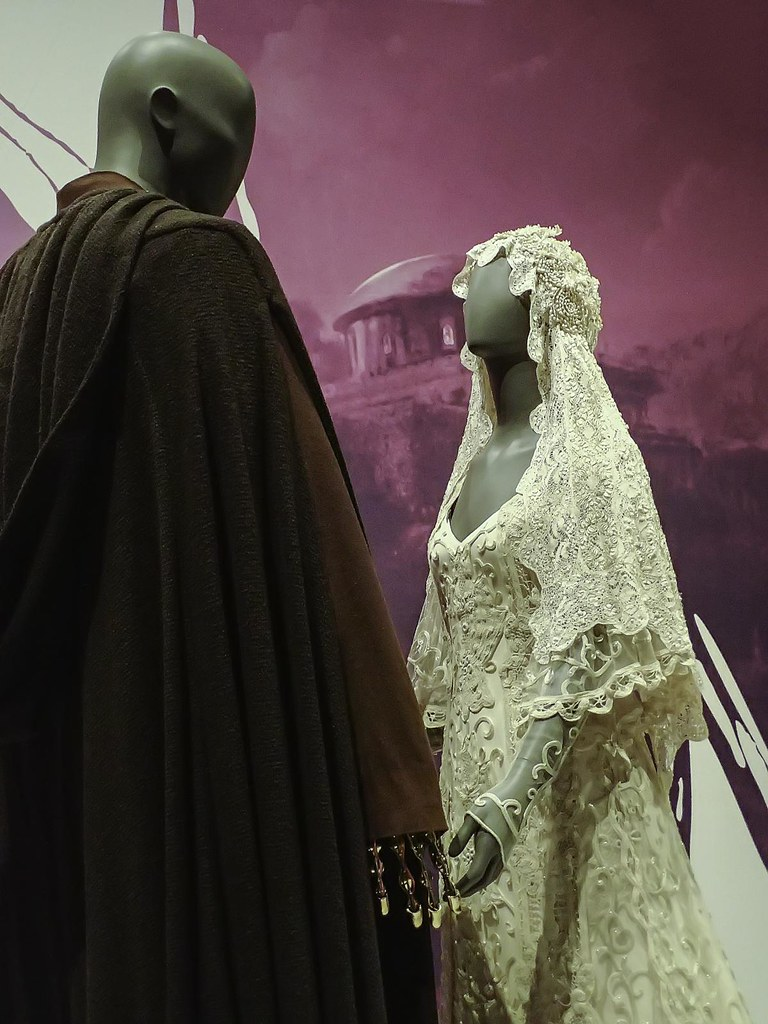 One last view of Anakin Skywalker and Padme Amidala in the…   Flickr