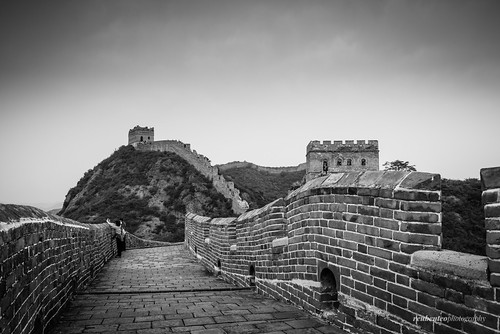 Great Wall of China, Jinshanling | by reubenteo