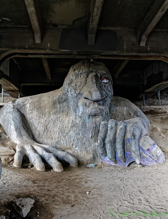 The Fremont Troll | by Infinite Dust