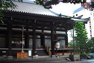 Honno-ji Temple, Kyoto, Japan