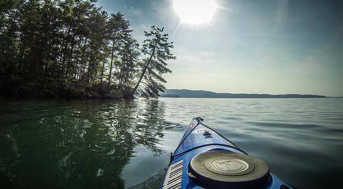 Lake Jocassee Kayaking-35