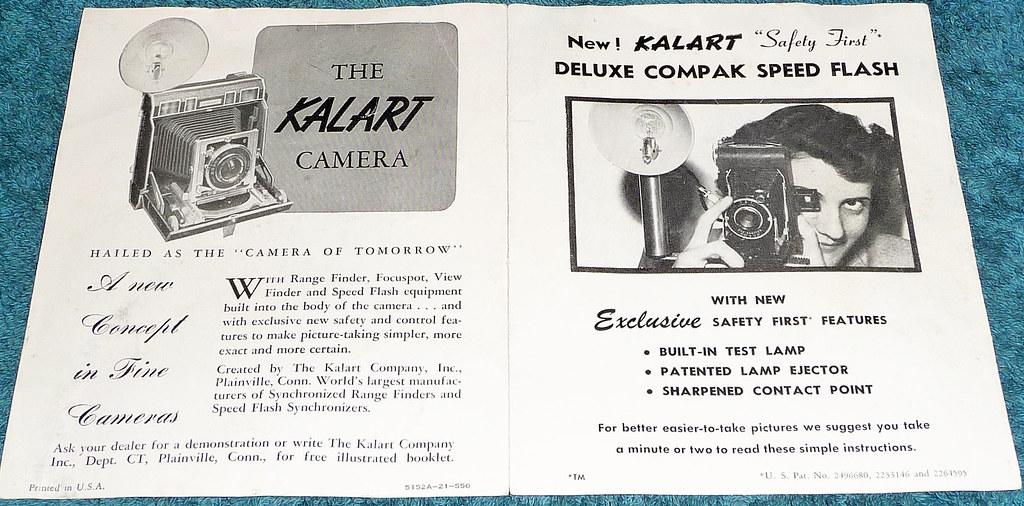 Kalart Speed Flash Instructions 3 David Valenzuela Flickr