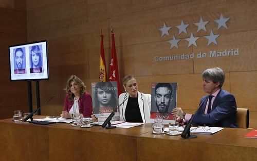 Consejo de gobierno de la comunidad de madrid de 17 de may for Sede de la presidencia de la comunidad de madrid