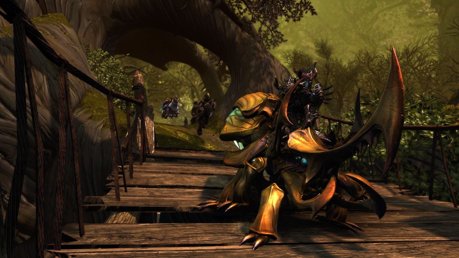 neverwinter para PS4 un free to play MMO