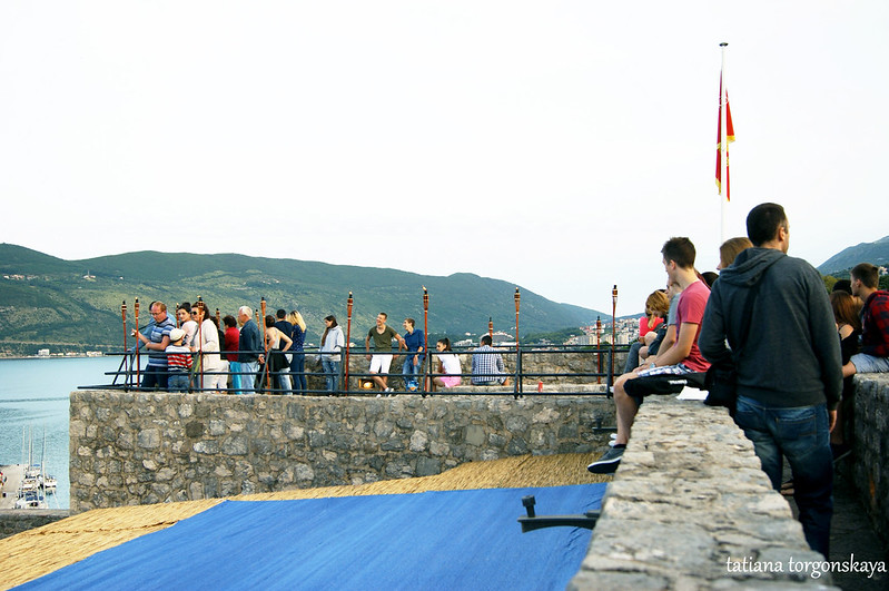 Верхний уровень крепости