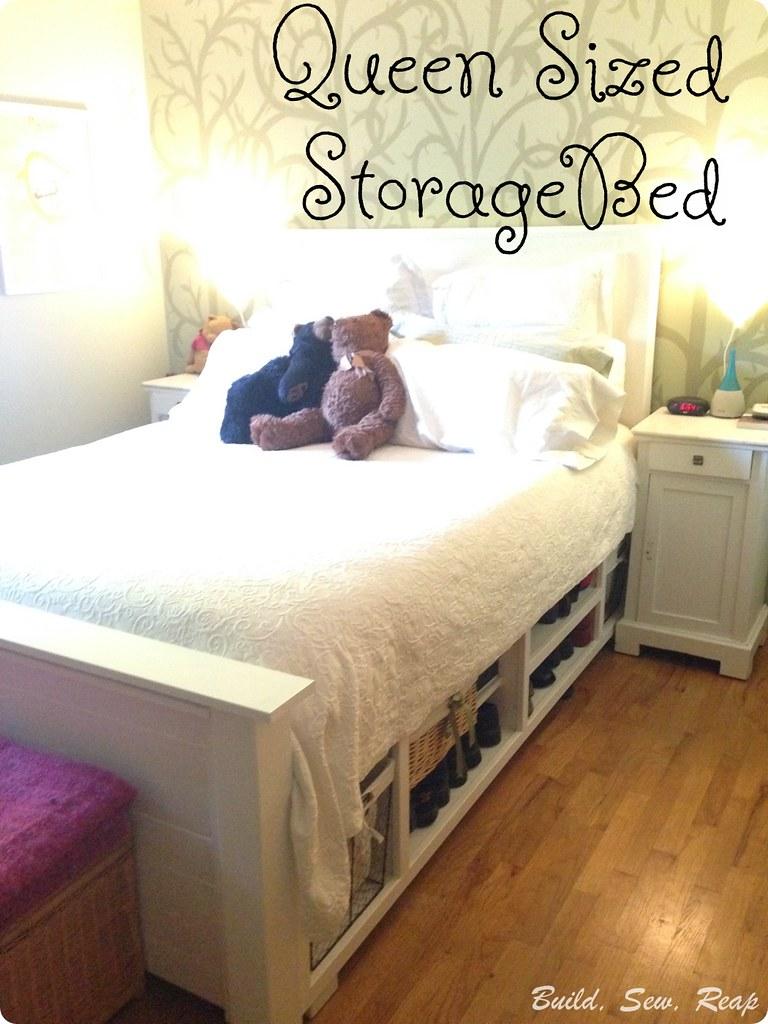 Storage Bed - 6