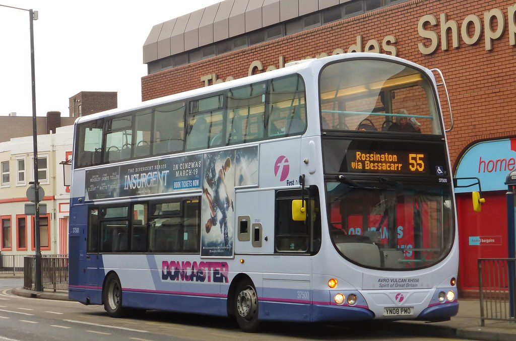 Transport persoane Iasi Doncaster