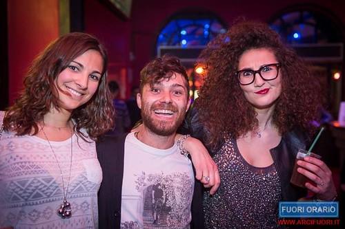 20/03/2015 RIO + Violetta al Fuori Orario