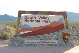 Death Valley National park Sign | by Like_the_Grand_Canyon