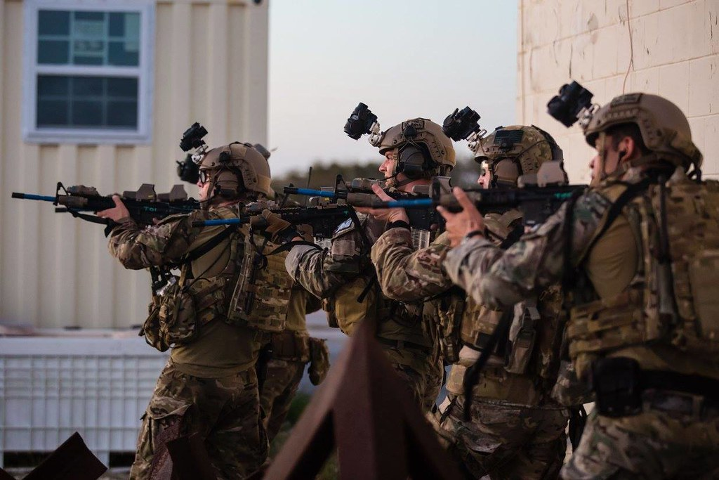 7th SFG, Santa Rosa Island training, April 2015 6 | US ARMY ...