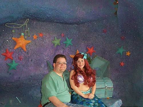 Magic Kingdom Scott and Ariel | by Disney, Indiana