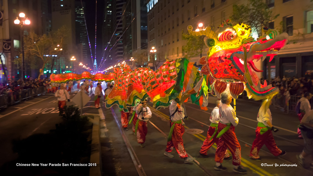 chinese new year parade san francisco 2015 by davidyuweb - Chinese New Year San Francisco