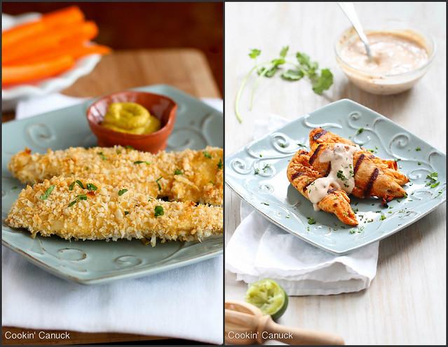 Healthy Chicken Tenders Recipe