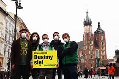 Kraków dusi się od smogu
