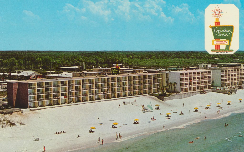 Holiday Inn West - Panama City Beach, Florida