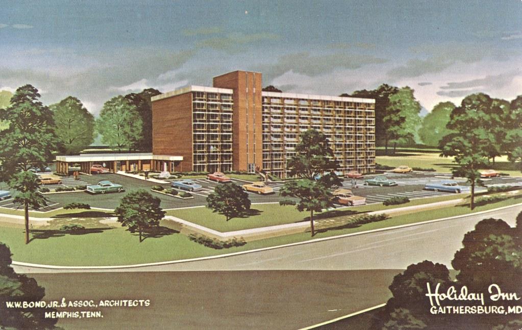 Holiday Inn - Gaithersburg, Maryland