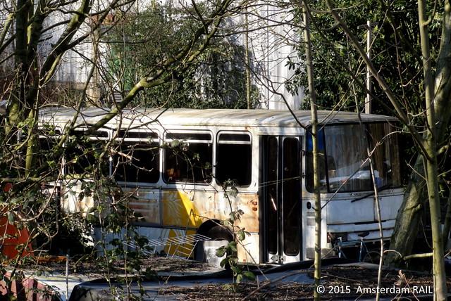 Ex bussen treinen van een land naar een ander land flickr - Een hellend land ontwikkelen ...