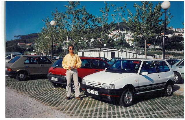OSCAR QUEREDA, FIAT UNO TURBO IE (1992)