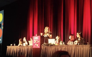 GDC 2015 Brenda Romero Introducing #1Reason panel | by mimmi