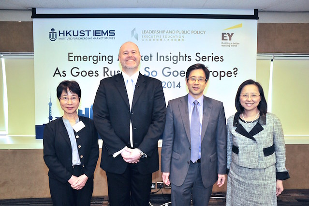 As Goes Russia, So Goes Europe? – HKUST IEMS and LAPP – EY Hong Kong Emerging Market Insights Series 2014.11.03