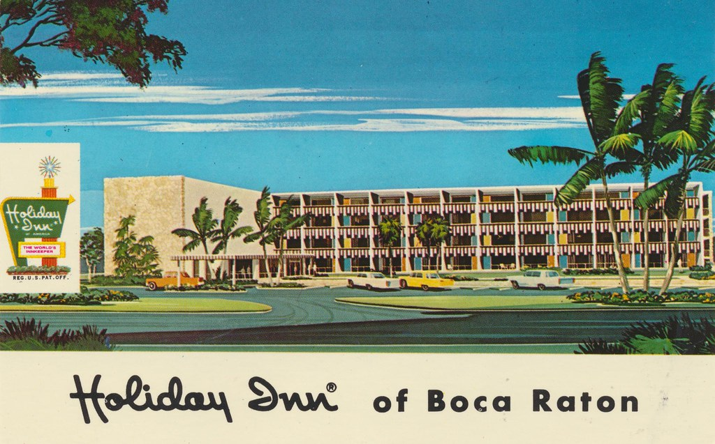 Holiday Inn - Boca Raton, Florida