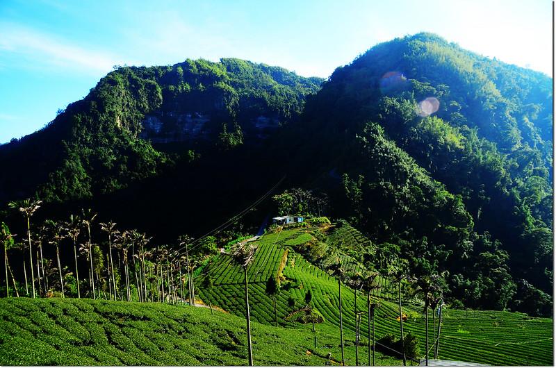 三仙嶺西望海鼠山
