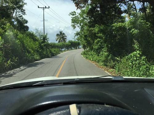 Streets to Las Terranas