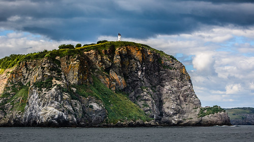 Lighthouse on Kamchatka | by kuhnmi