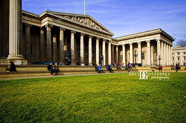 Sweet Spring at the British Museum, London, UK