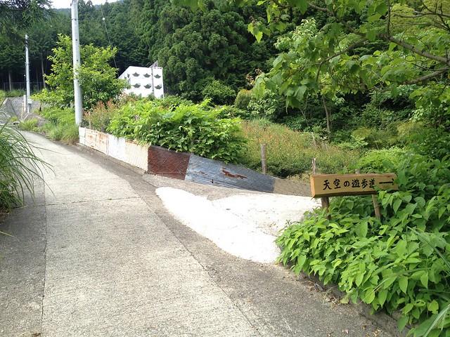 岐阜のマチュピチュ 天空の遊歩道入