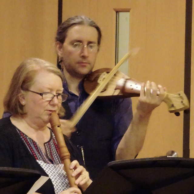 Recorder and Rebec