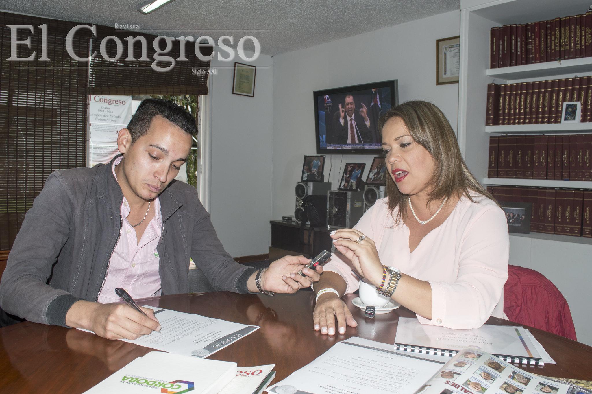 Secretaria de Cultura de Cordoba. Olga Elena Payares Urzola